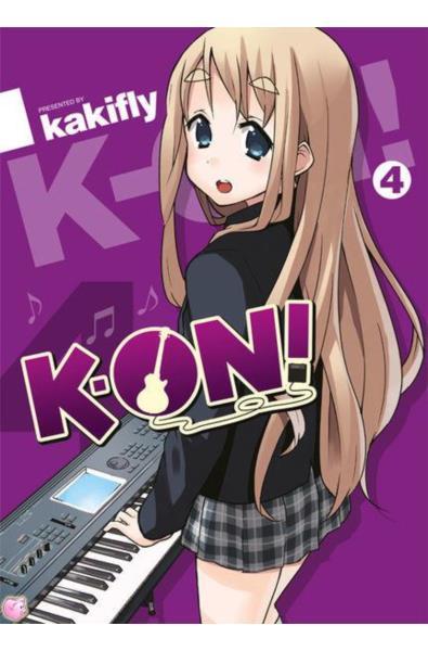 K-On! 04