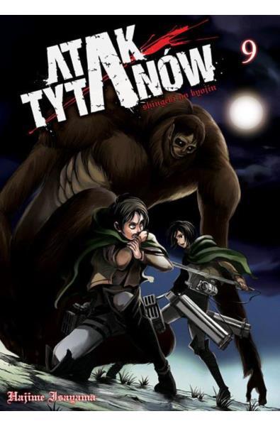 Atak Tytanów 09