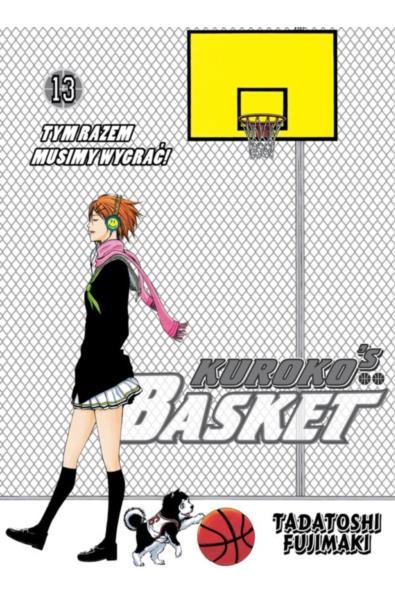 Kuroko`s Basket 13