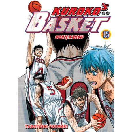 Kuroko`s Basket 15