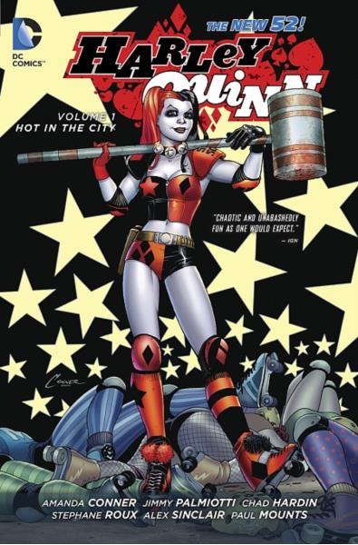 Harley Quinn 01- Miejska Gorączka