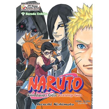 Naruto: Siódmy Hokage i Księżyc Szkarłatnego Kwiatu