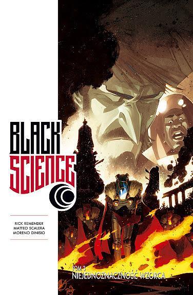 Black Science 3 - Niejednoznaczność wzorca