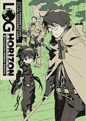 Log Horizon 01 LN