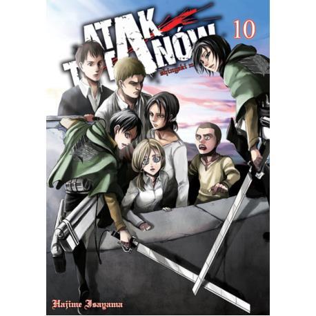 Atak Tytanów 10