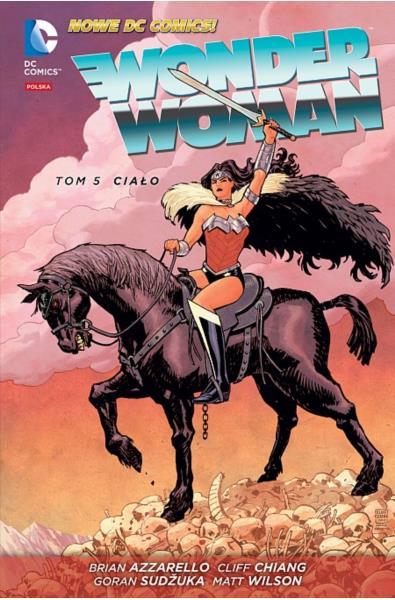 Wonder Woman 5 - Ciało