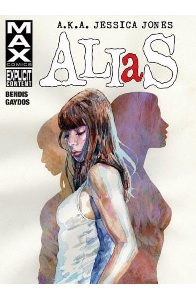 Jessica Jones 01 - Alias