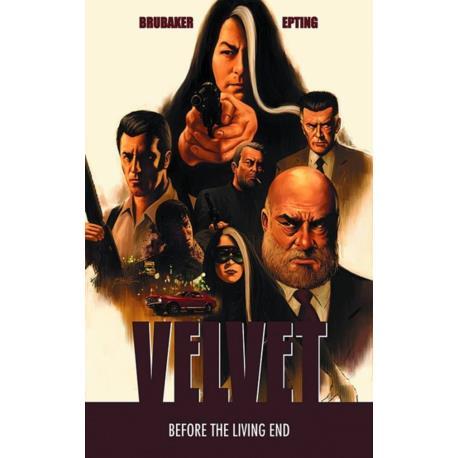 Velvet 01 - U kresu