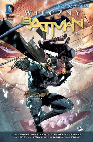 Wieczny Batman 02