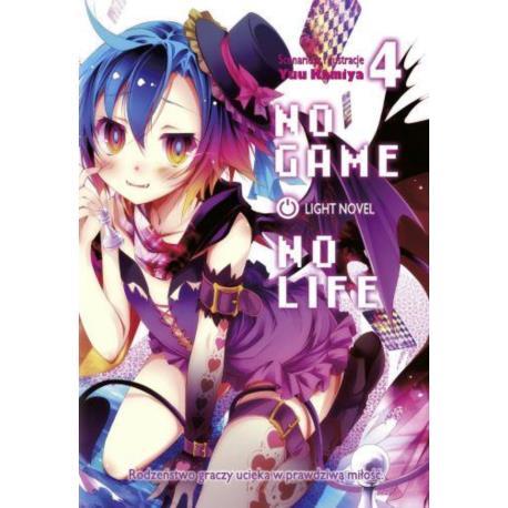 No Game No Life 04 Light Novel