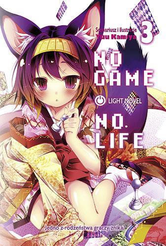 No Game No Life 03 Light Novel