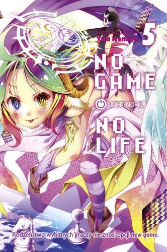 No Game No Life 05 Light Novel