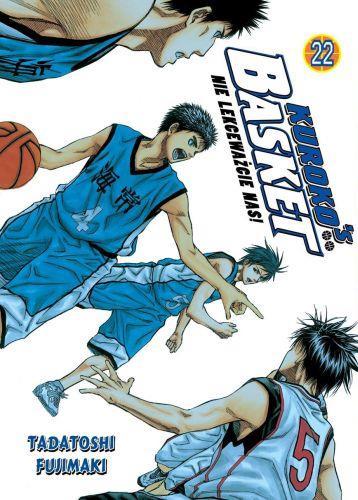 Kuroko`s Basket 22