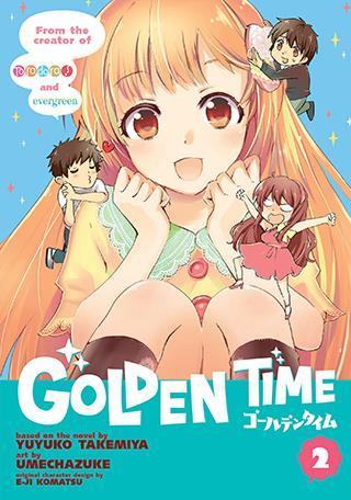 Golden Time 02