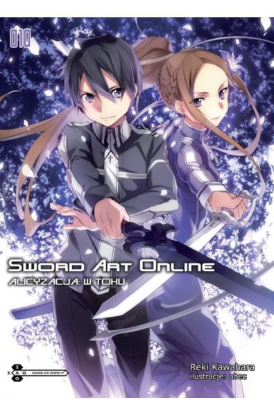 Sword Art Online 10