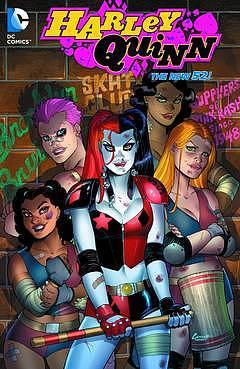 Harley Quinn 02 - Zamotana