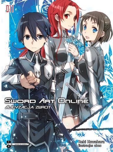 Sword Art Online 11