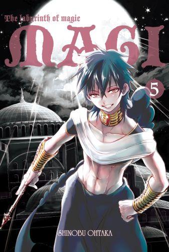 Magi: Labirynth of Magic 05