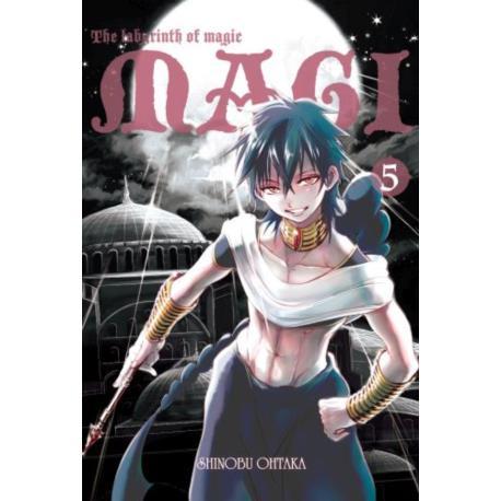 Magi: Labirynth of Magic 05