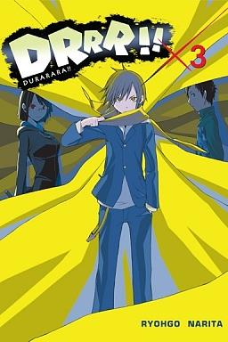 Durarara!! 03 Light Novel