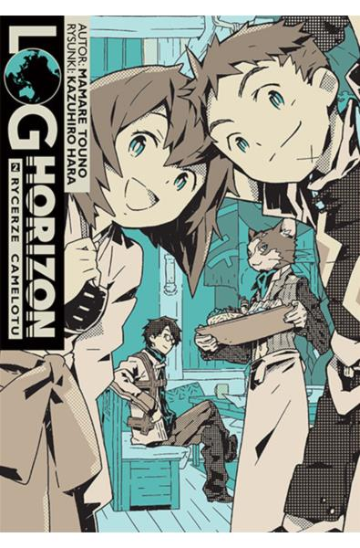 Log Horizon 02 LN