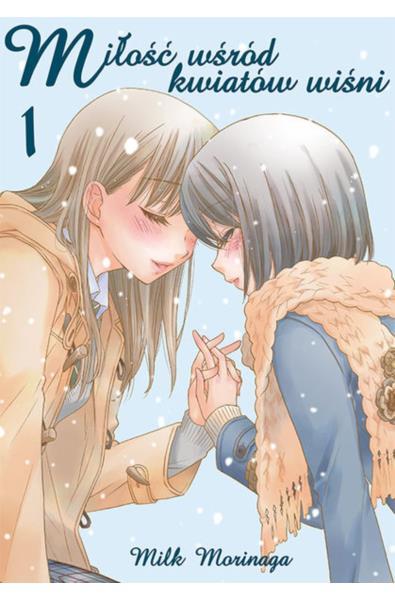 Miłość wśród kwiatów wiśni 01