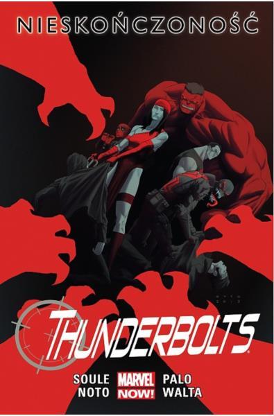 Thunderbolts 03 - Nieskończoność