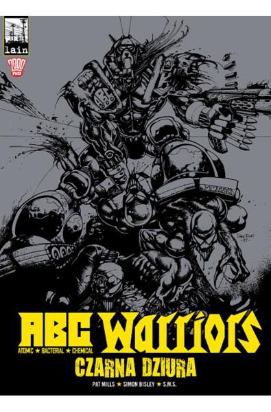 ABC Warriors - Czarna dziura (wyd. II)