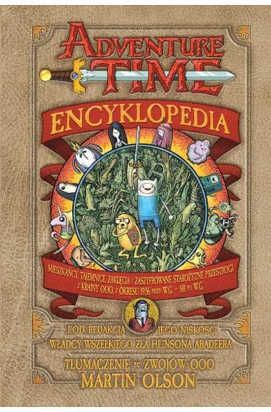 Adventure Time - Encyklopedia