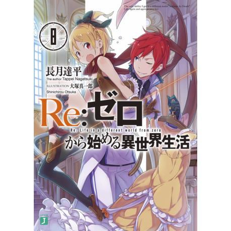 Przedpłata Re: Zero LN 8
