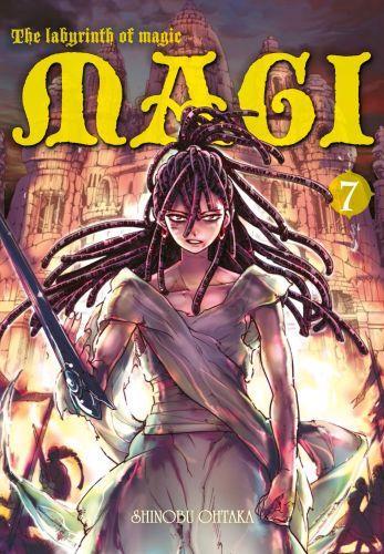 Magi: Labirynth of Magic 07