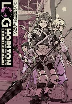 Log Horizon 03 - Początki innego świata