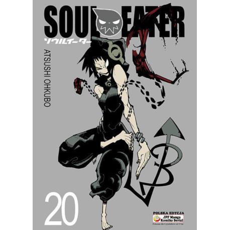 Soul Eater 20