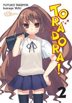 Toradora Light Novel 02