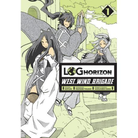 Log Horizon - West Wind Brigade 01