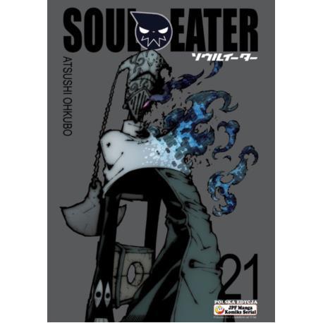 Soul Eater 21