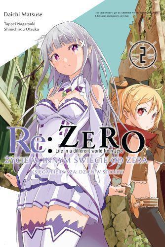Re: Zero Życie w innym świecie od zera. Księga 1 - Dzień w Stolicy 02