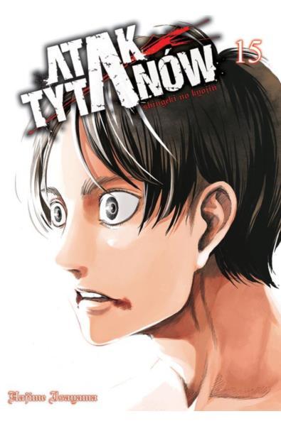 Atak Tytanów 15