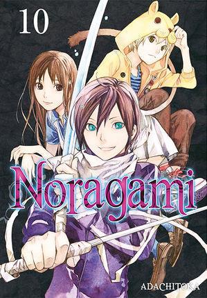 Noragami 10