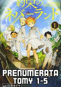 Prenumerata Promised Neverland 1-5