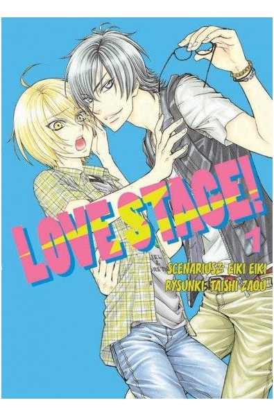 Love Stage 1-7 (pakiet)