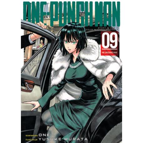 One-Punch Man 09