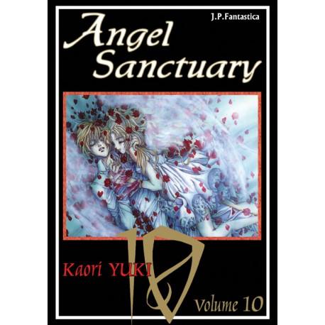 Angel Sanctuary 10