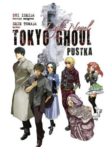 Tokyo Ghoul Pustka