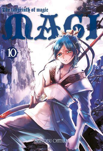 Magi: Labirynth of Magic 10