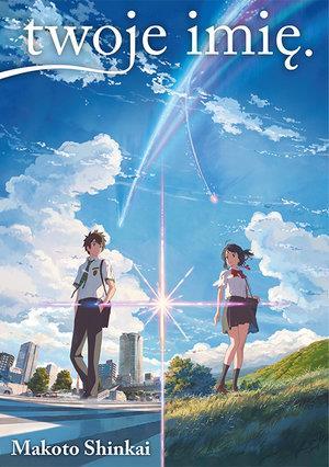 twoje imię. Light Novel 01