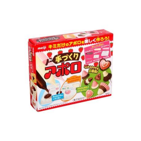 Meiji Teduruki Apolo Chocolate