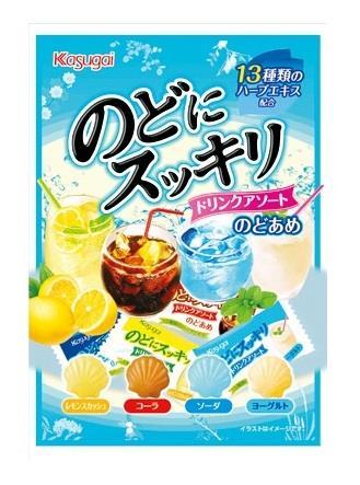 Kasugai Cukierki 4 Lemoniady
