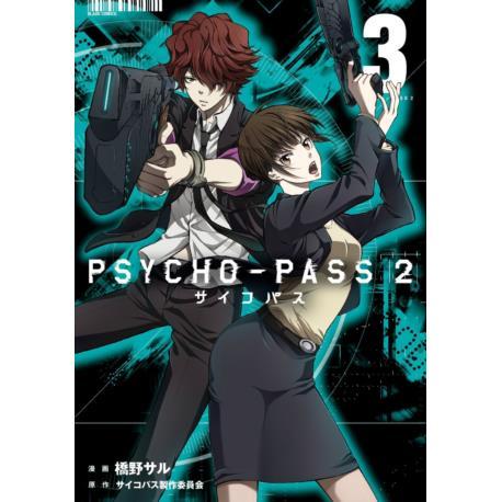 Przedpłata Psycho-Pass 2 tom 3