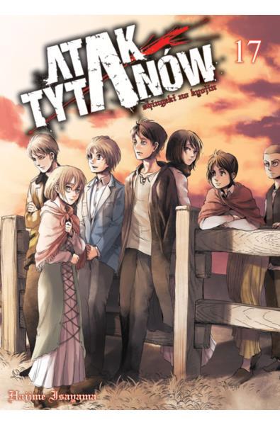 Atak Tytanów 17